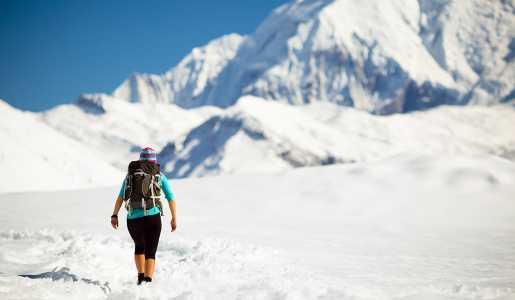 Trekking and Walking