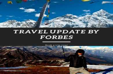 Everest Base Camp Listed a Must Visit Places on Forbes Magazine