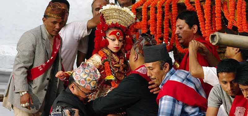 Kumari - The Living Goddess of Nepal
