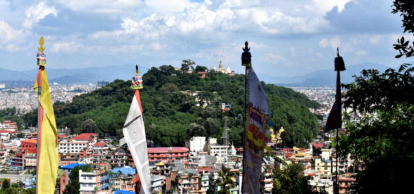What are the best camping spots around in Kathmandu?