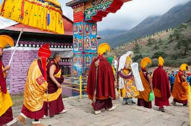 Himalayan Outdoor Festivals