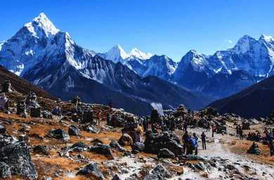 How to reach Everest Base Camp By Road?