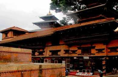 Kathmandu - The City of Temples
