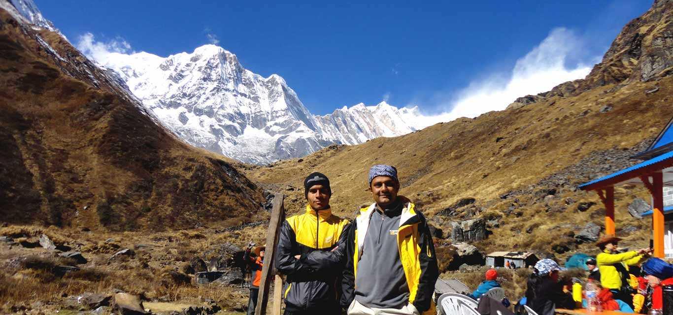 Capture your memories at Annapurna