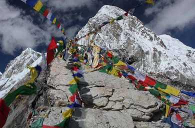 Weather of Everest Base Camp