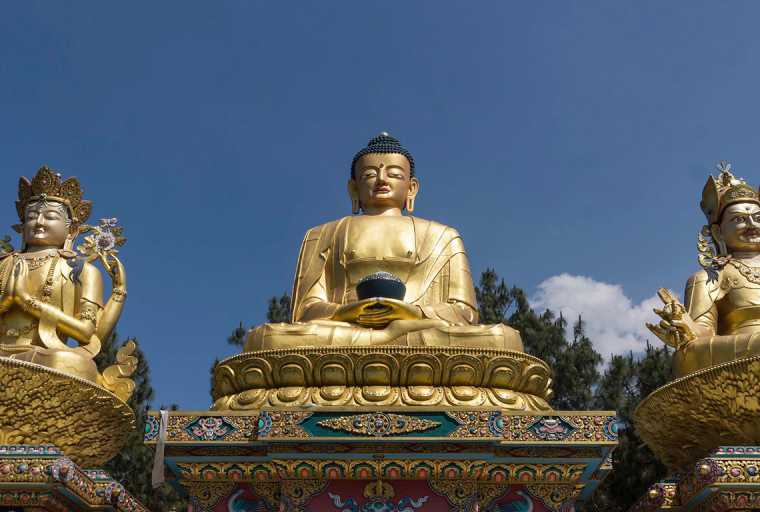 Buddhist Pilgrimage Tour Nepal and India