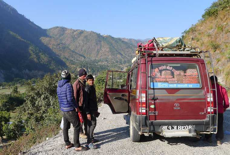 Everest Base Camp By Road