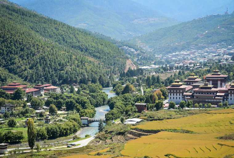 Nepal Bhutan Short Tour
