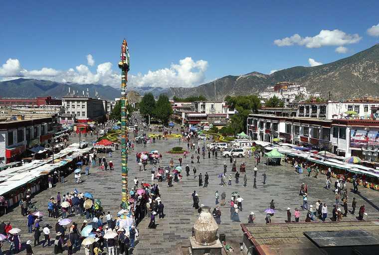 Nepal Tibet Lhasa Tour