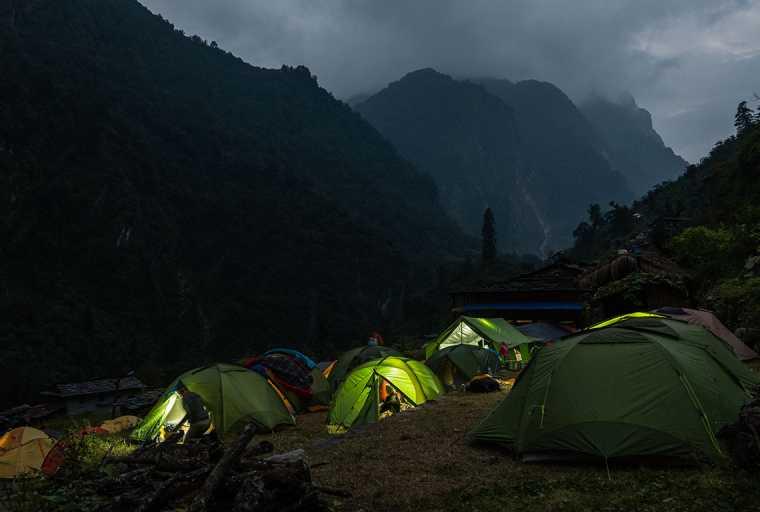 Dhaulagiri Circle - French Col Pass Trek