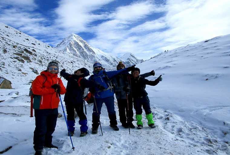 Pokalde Peak Climb with Everest Base Camp Trek