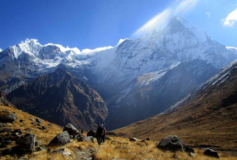 Annapurna Base Camp Trek with Tibet Tour