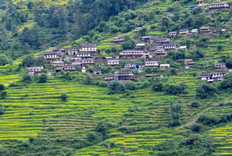 Annapurna Base Camp 8 Days Trek