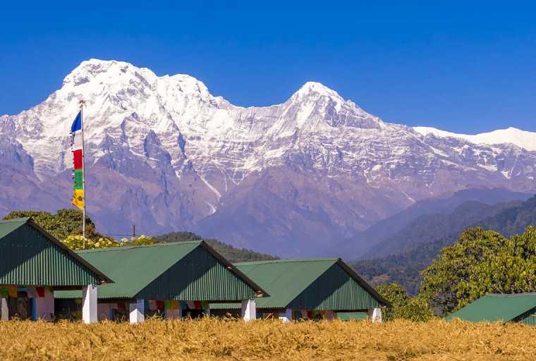 Annapurna Short Trek Dhampus & Pothana
