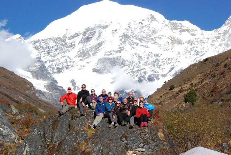 Chomolhari Base Camp Trek
