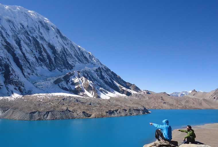 Chulu Far East Tilicho Lake Trek
