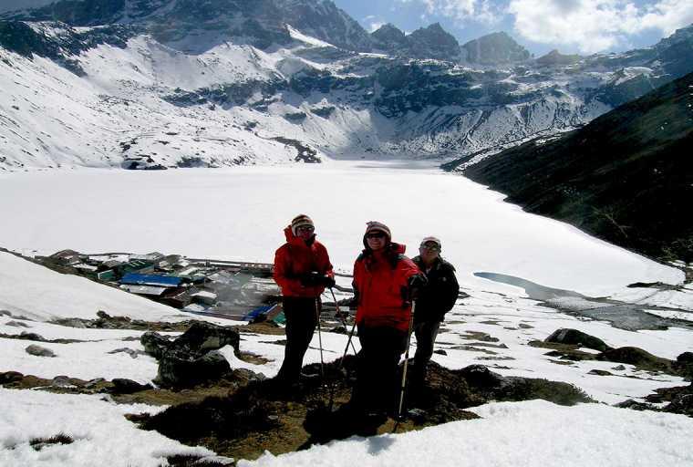 Everest Base Camp Trek with Tibet Tour