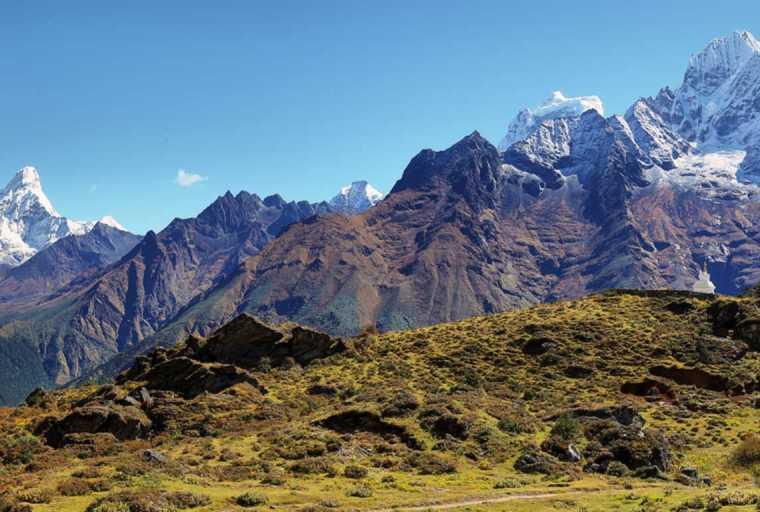 Everest Short Trek