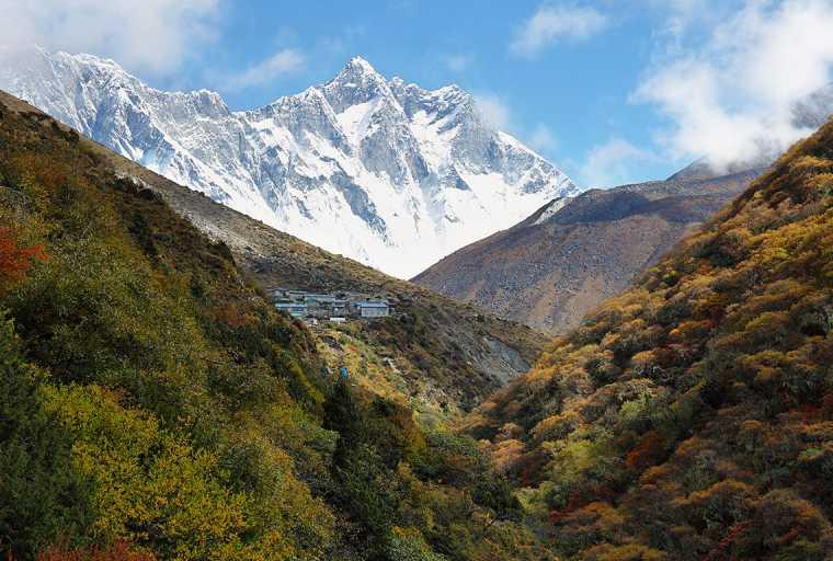 Everest View Trek Nepal & Bhutan Tour