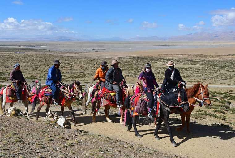 Humla & Kailash Saga with Western Tibet