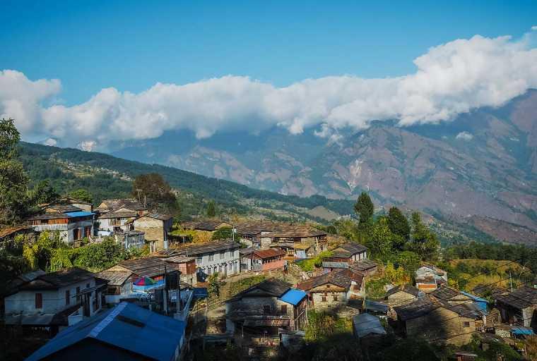 Khopra Danda & Jomsom Muktinath Trek