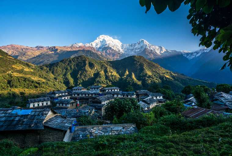 Annapurna Base Camp Trek with Bhutan Tour