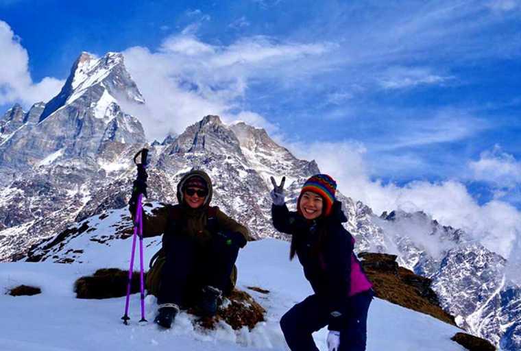 Mardi Himal Budget Trek
